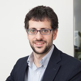 Jorge González Julián, director de empleo de Down Madrid