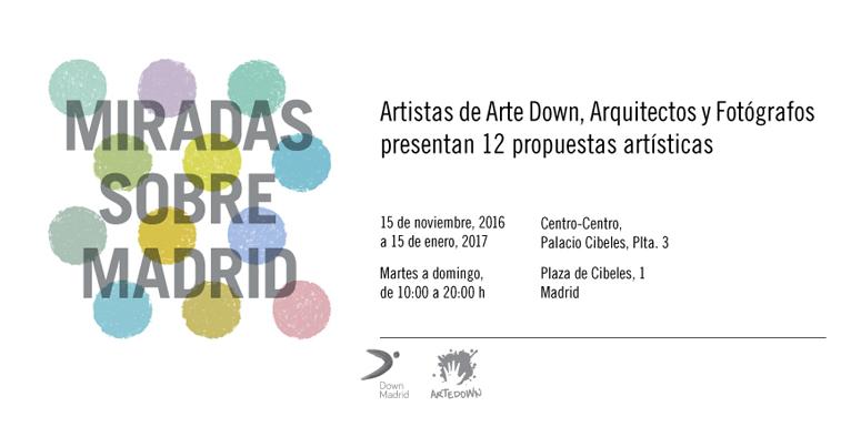 Miradas sobre Madrid Fundación Síndrome de Down de Madrid