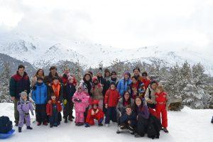 Viaje a la nieve Down Madrid