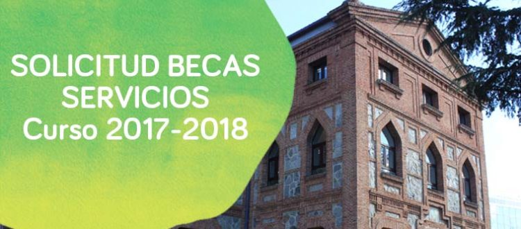 Cartel informativo de Becas de Down Madrid