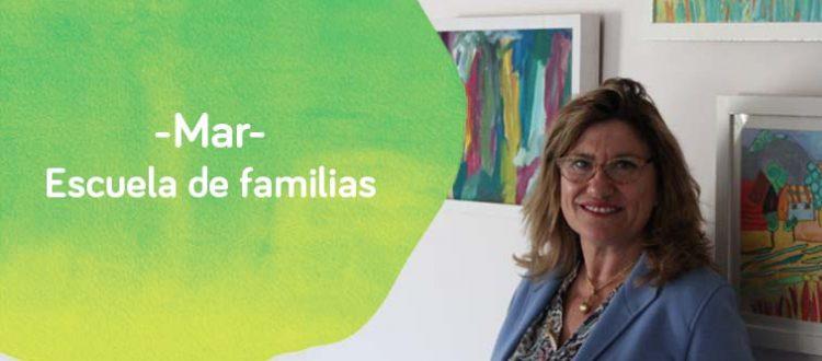 Mar, coordinador de Escuela de Familias de Down Madrid