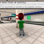 Los escenarios del juego están diseñados de forma realista para facilitar la transferencia de conocimiento al mundo real