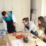 Jovenes con discapacidad intelectual de Vida autónoma en actividades cotidianas