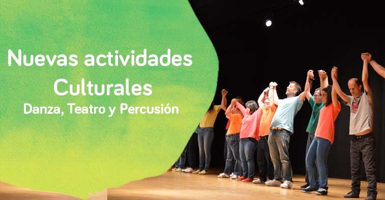actividades de danza y escena de Down Madrid
