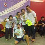Equipo de natación de Down Madrid