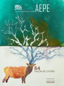 Cartel del concurso de pintura de Arte Down