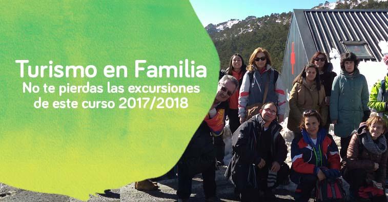 Turismo en familia de Down Madrid