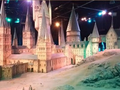Viaje de Down Madrid a Londres con Harry Potter