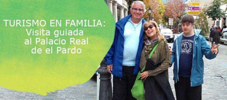 Turismo en familia con Down Madrid