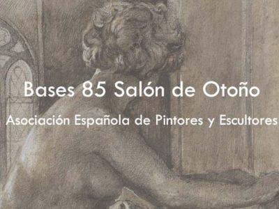 cartel del salón de otoño de Down Madrid y AEPE