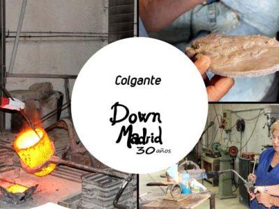 Making of del colgante del 30 aniversario de DOwn Madrid