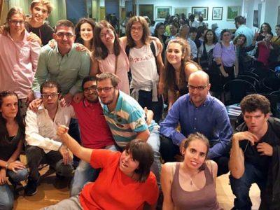 jornada únete de autogestores de Down Madrid