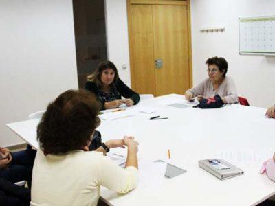 Grupo de escuela de familias de Down Madrid