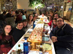 cuento de Navidad de Down Madrid, ¿Y tú, viste este sábado al camello…?