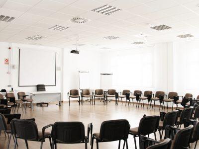 Sala para eventos corporativos Social Room