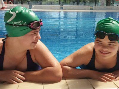 Los nadadores de Down Madrid en el ránking FEMADDI