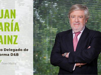 Entrevista Down Madrid a Juan María Sainz