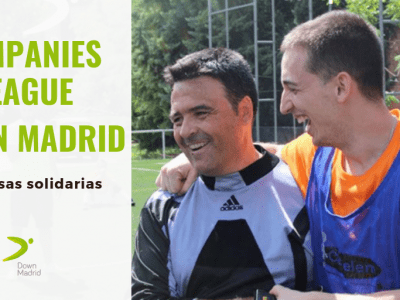 COMPANIES LEAGUE DOWN MADRID