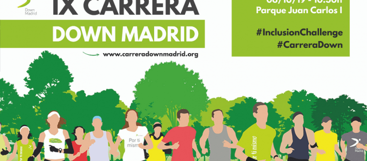 IX Carrera Down Madrid