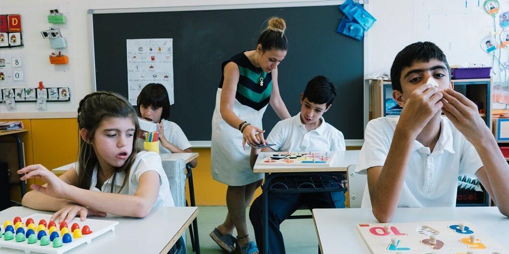 Ayudas para estudiantes con discapacidad intelectual, trastornos de conducta o altas capacidades