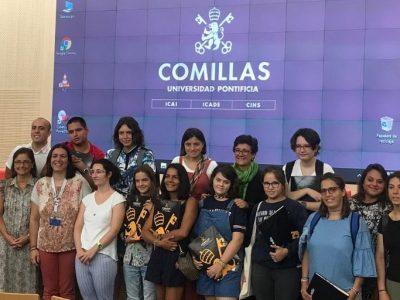 Proyecto DEMOS: formación para personas con discapacidad intelectual