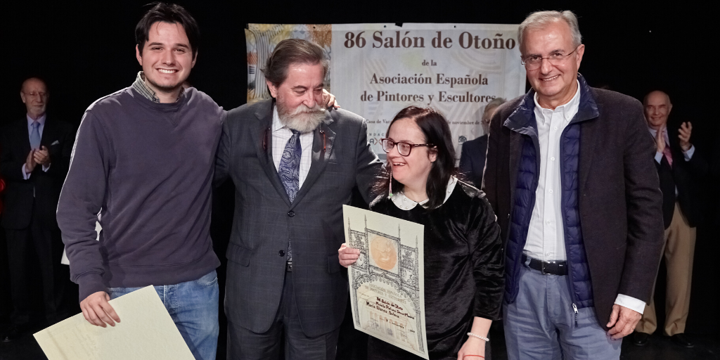 Salón de Otoño Down Madrid